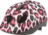 Polisport Pinky Cheetah fietshelm kind - Maat XS (46-52cm) - Pinky