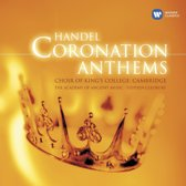 Handel: Coronation Anthems / Cleobury, King's College Choir Cambridge, AAM