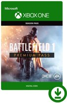 Battlefield 1 - Premium Pass - Xbox One