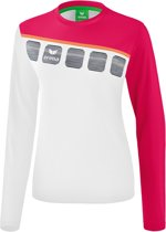 Erima 5-C Dames Sweater - Sweaters  - wit - 38