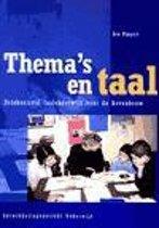 Ontwikkelingsgericht onderwijs - Thema's en taal