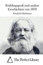 Fr hlingsgru Und Andere Geschichten Von 1878