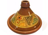 Marokkaanse Originele Tajine Aardewerk Ø 26 Cm