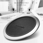 Blitzwolf Draadloze Snellader Qi - Zwart - Wireless Charger