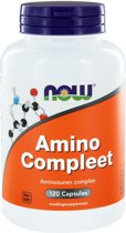 Now Amino Compleet Capsules 120 st
