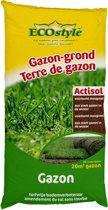 ECOstyle Gazongrond - Turfvrije bodemverbeteraar voor het gazon-  40 liter voor 20 m2