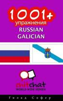 1001+ Exercises Russian - Galician