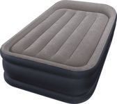Intex Deluxe Pillow Rest Raised Twin Luchtbed - 1-persoons - 191 x 99 x 42 cm
