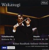 Symphony No.5/Symph. No.99 Wakasugi