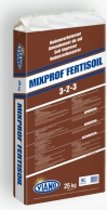 Viano MixProf Fertisoil 3+2+3+bacteriën+trichoderma