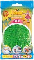 Strijkkralen 1000 Stuks Groen Neon