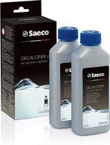 Saeco CA6701/00 - Ontkalker voor espressomachines - 250 ml - 2 stuks
