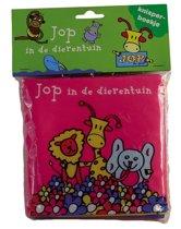 Kinderboeken Veltman Dierentuin - Jop in de dierentuin (knisperboekje). 0+