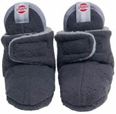 Lodger Baby Slipper fleece - 6-12 mnd - Antracite