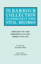 The Barbour Collection of Connecticut Town Vital Records. Volume 18