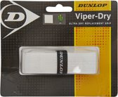 Dunlop D Tac Viperdry Replace Grp Wht 12Bl Grips - White
