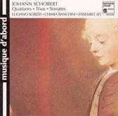 Johann Schobert: Quatuors; Trios; Sonates