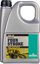 Motorex 4-Stroke 10W/40-4 Liter