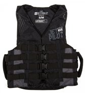 JETPILOT Strike 50N Nylon vest, JA6201E, Black, Maat XS