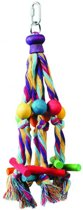 Happy Pet Speelgoed Papegaai - Octopus - 30x11x11 cm