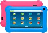 Kinder Tablet Denver TAQ-70212K - 7 inch - blauw en roze met Kido'z software