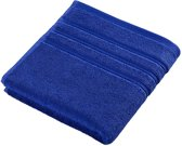 De Witte Lietaer Dolce Handdoek Katoen royal-blue 60x110