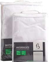 Bonnanotte Waterdichte Matrasbeschermer Wit 160x200
