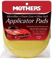 Mothers Wax Microfiber Applicator Pads - 2st.