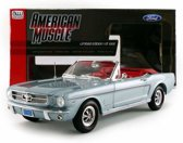 Ford Mustang Convertible 1965 - 1:18 - Auto World