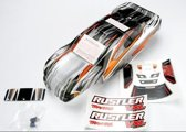 Body, Rustler VXL, ProGraphix (replacement for the painted b