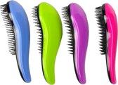 Haarborstel diverse kleuren - Natuurhaar - Antiklit