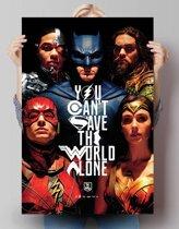 Justice League  - Poster 61 x 91.5 cm