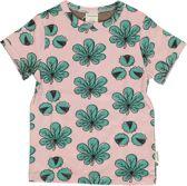 Maxomorra T-shirt  CHESTNUT LEAF  134/140