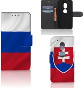 Bookstyle Case Motorola Moto G4 Play Slowakije