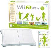 Nintendo Wii Fit Plus + Balance Board - Wit (Wii)