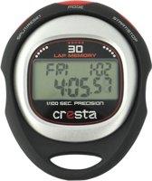 Cresta, SPT100I Stopwatch Slim Design (Zwart)
