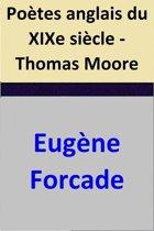 Poètes anglais du XIXe siècle - Thomas Moore