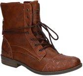 Mustang Bruine Boots  Dames 38