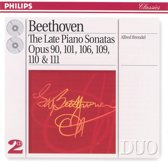 Beethoven: The Late Piano Sonatas / Alfred Brendel