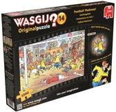 Wasgij 14 Voetbalgekte - Puzzel - 1000 stukjes