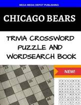 Chicago Bears Trivia Crossword Puzzle and Wordsearch Gamebook