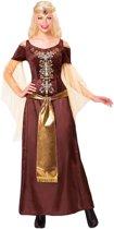 Viking koningin kostuum voor vrouwen - Verkleedkleding