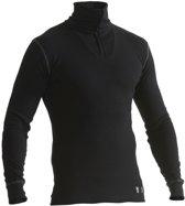 Blåkläder 4898-1725 Multinorm Onderhemd met rits Zwart maat XL