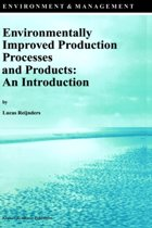 Environmentally Improved Production Processes and Products