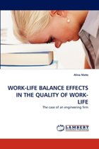 Work-Life Balance Effects in the Quality of Work-Life