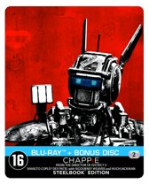 Chappie (Steelbook) (Blu-ray)