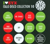Zyx Italo Disco  Collection 10