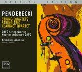 Penderecki: String Quartets, String Trio, ...