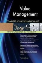 Value Management Complete Self-Assessment Guide