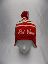 Vintage CCM Hockey Hat Red Wings Detroit